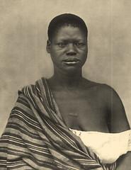 Jovem Africana, c.1865