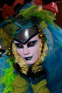 Costume for Venice Masquerade 9