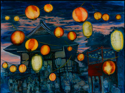 Lighting the Way Home by Sidney Yee