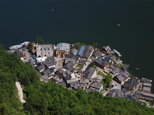 lake geotagged austria see österreich oberösterreich worldheritage aut skywalk hallstatt unescowelterbe olympuse620 geo:lat=4756117250 geo:lon=1364367490