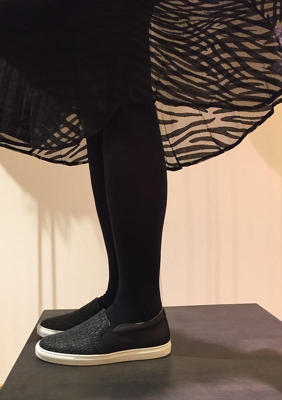 ed3a863d64490 Fashion: Fenwick of Bond Street's New Hosiery Department - Liberty ...