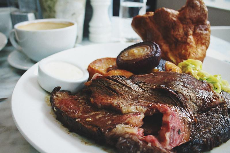 No 11 Pimlico Road Sunday Roast