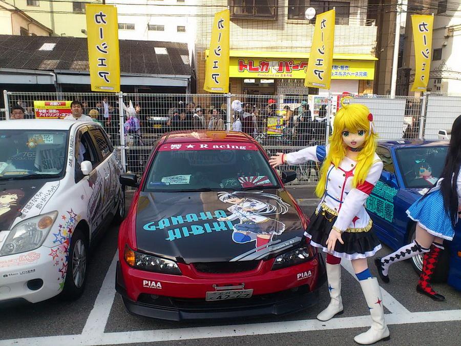 ITASHA-Nippombashi Street Festa 2015 _46
