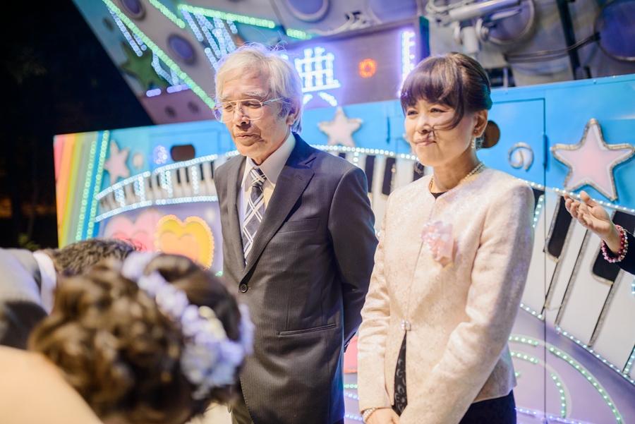 [高雄婚攝] Ikuhiro & Ema 婚禮攝影 / 戶外流水席