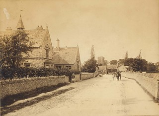 Unidentified village location, Oxfordshire?