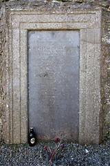 A Guinness for Arthur's grave