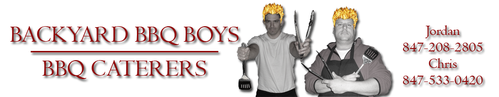 Backyard BBQ Boys Banner