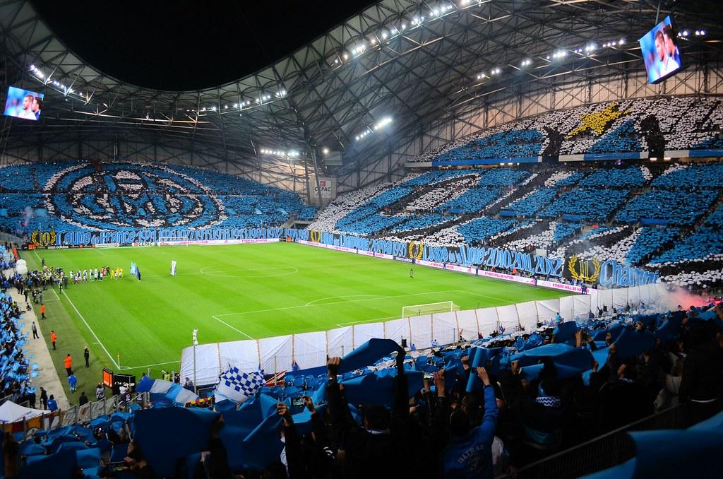 Marseille stade v lodrome 67 394 page 116 for Porte 7 stade velodrome