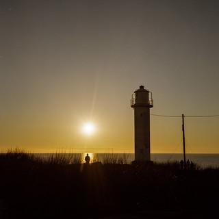 Rolleicord V + Kodak Portra160NC - Lighthouse 2