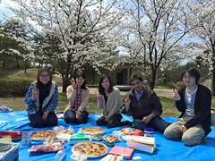 20150409Spring party