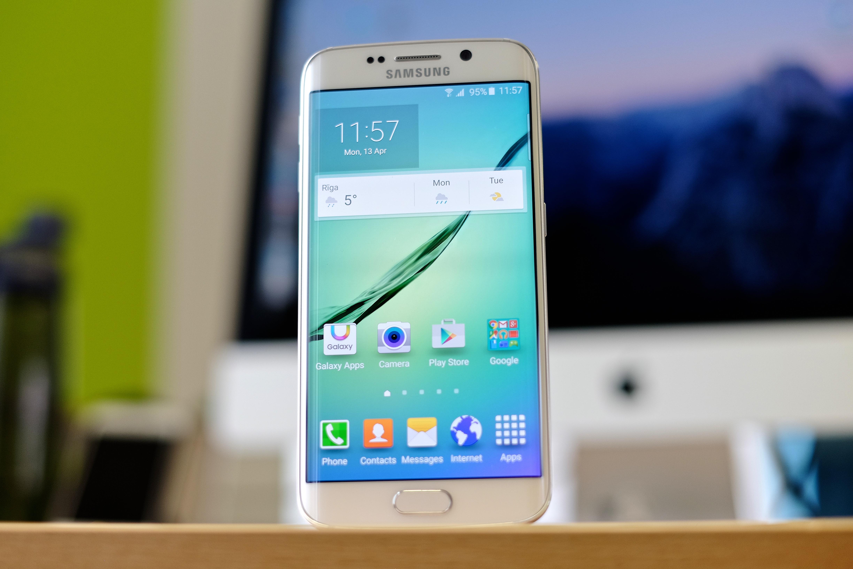 Samsung Galaxy On Display