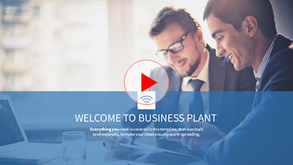 Business Plan 2016 Keynote Template