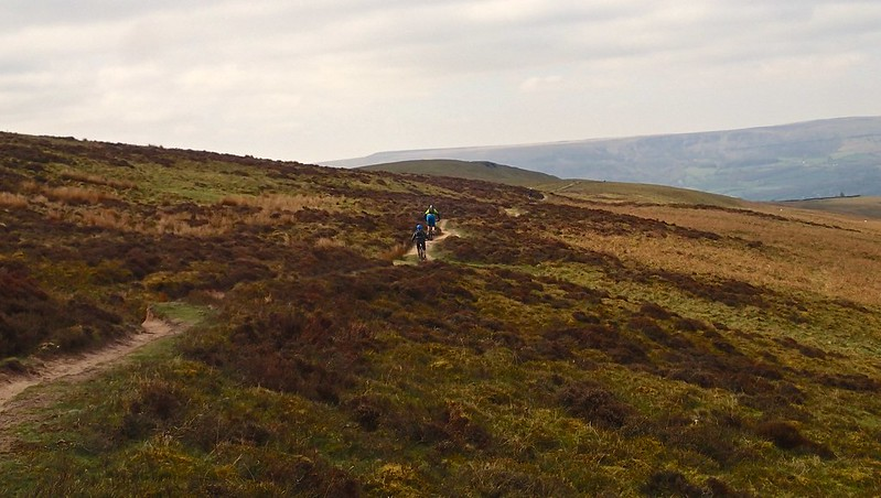 MTB - Black Mountains April 2015