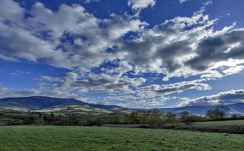green clouds april blue sky partly cloudy nikon d600 nikkor 1424mm f28g afs al case