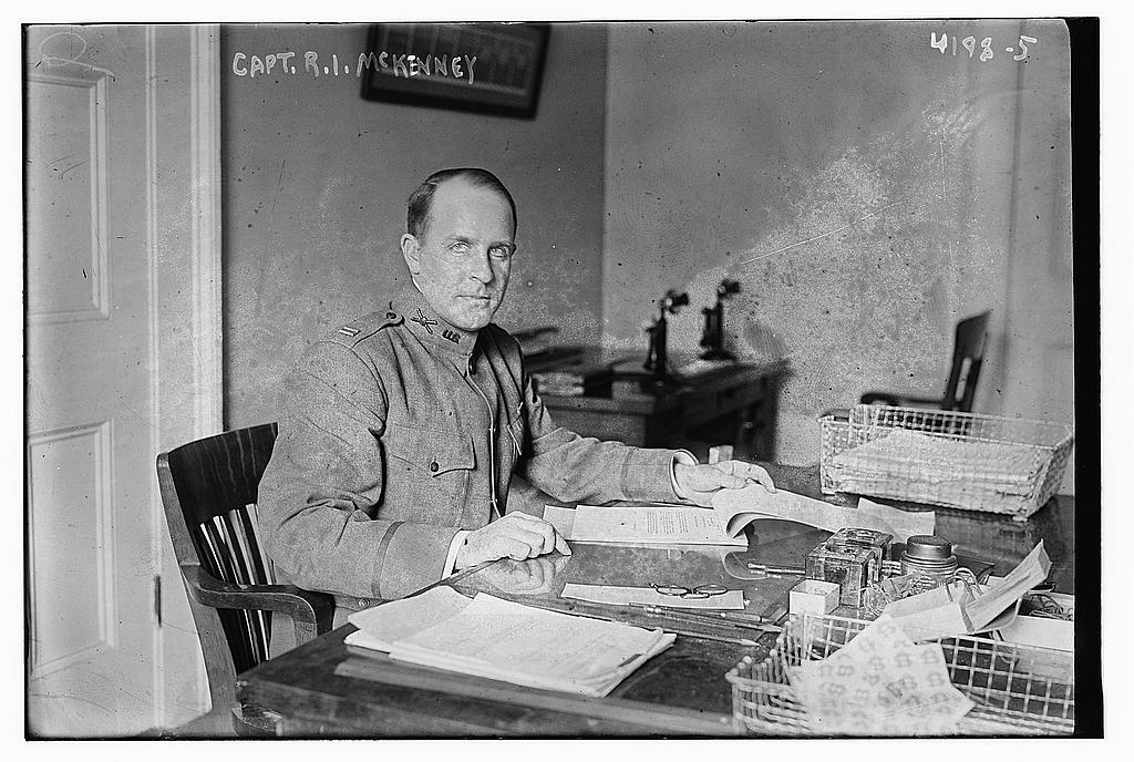 Capt. R.I. McKenney (LOC)