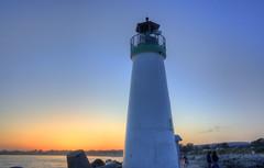 Walton Lighthouse, Santa Cruz Harbor