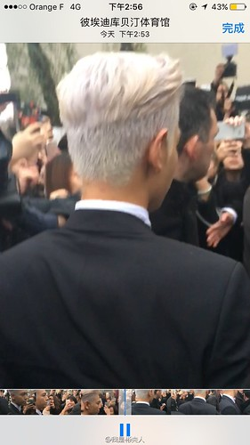 TOP - Dior Homme Fashion Show - 23jan2016 - 1797307967 - 04