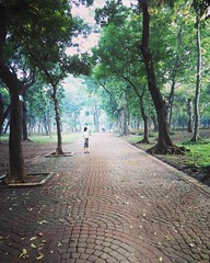 Morning #monas #jakarta #citipark #indonesia #lovely #beautiful