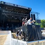 ven, 15/07/2016 - 16:50 - Festival de Carcassonne - scène la Fajeolle
