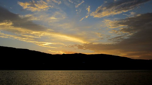 water outdoor sunset ogulin nature lake sabljaci view