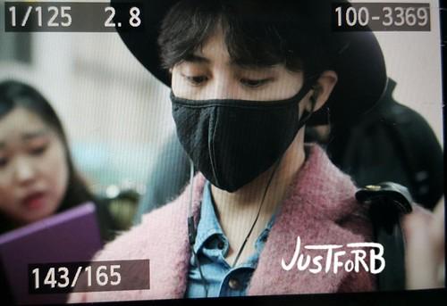 Big Bang - Incheon Airport - 21mar2015 - G-Dragon - Just_for_BB - 03