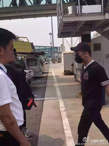 Big Bang - Tianjin Airport - 05jun2016 - 静默博思LS - 07
