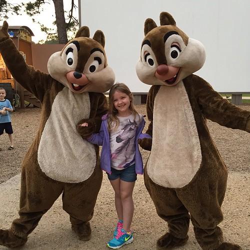 67:365 We love Chip n Dale! #Disney #waltdisneyworld #chipanddale