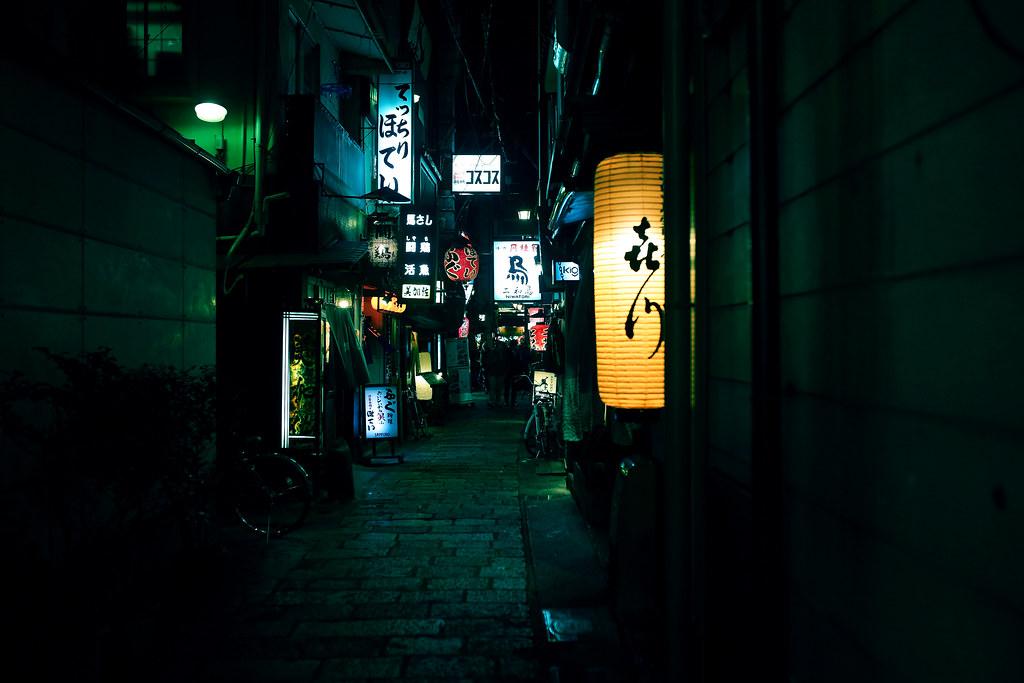 道頓堀 大阪 Osaka IMG_3038_2 Photo by Toomore
