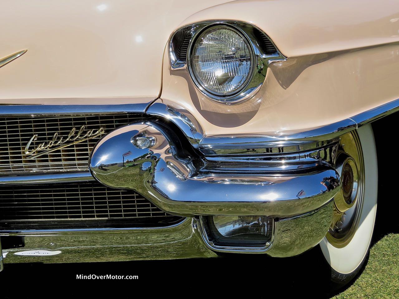 1956 Cadillac Eldorado Grille Detail