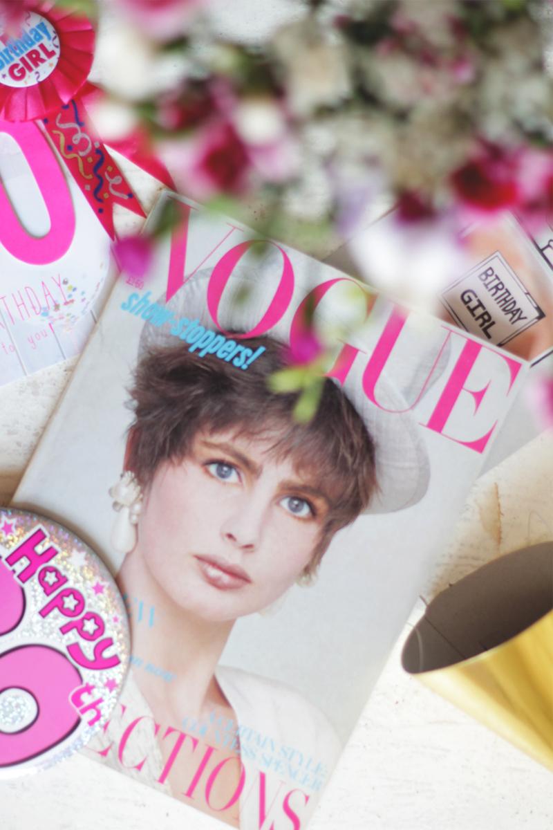 Vogue March 1985, Bumpkin Betty