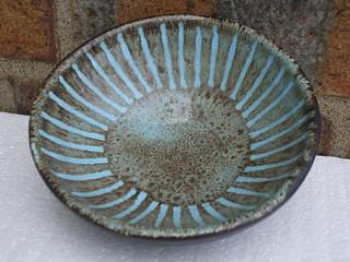Eric Leaper Newlyn Cornwall English Studio Pottery Bowl