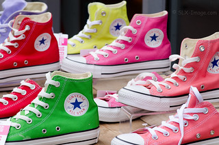 The colors of Chucks