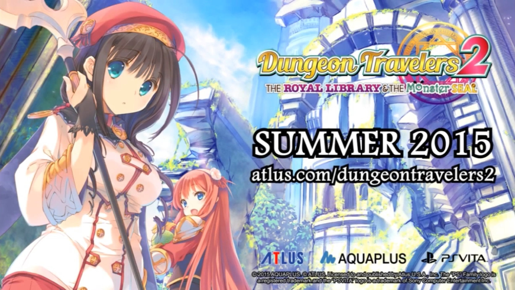Dungeon Travelers 2 english screenshot