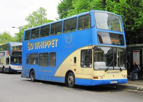 Go Whippet WD420 X605 EGK