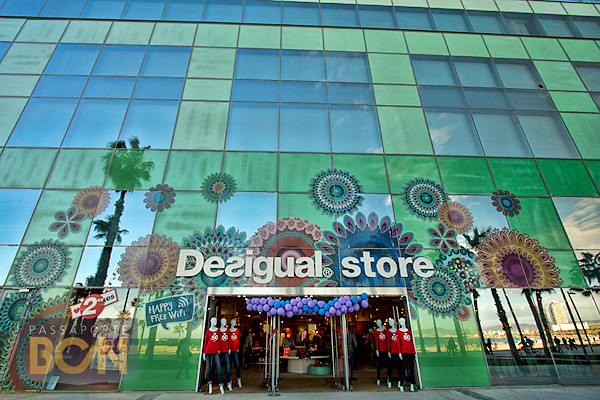 Desigual Store, Barcelona