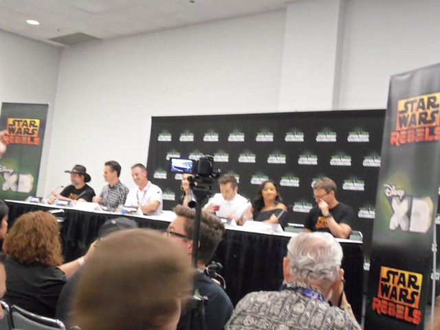 Star Wars Rebels Press Conference