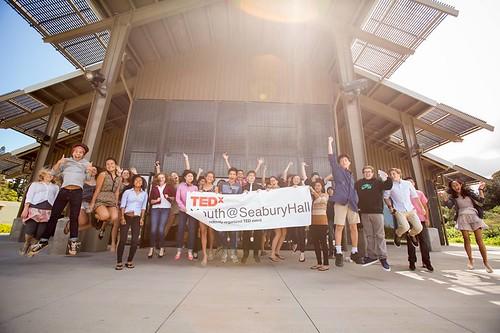 courtesy of TEDxYouthSeaburyHall