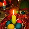 #yumurta döyüşdürmek isteyen bize gelsin #22mart #Novruzseheri #coloredeggs #Novruz #eggs #candle