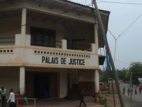 palais de justice Kindu