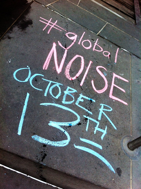 OO Tuesday #14: GlobalNOISE