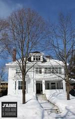 Maison de la rue London, Sherbrooke, Qc