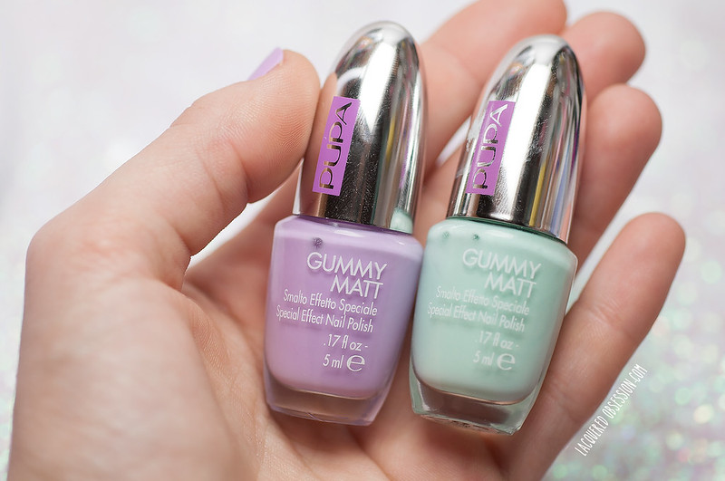 Pupa Sporty Chic - Gummy Matt Nail Polish