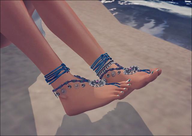 Rebel Hope Laguna sandals