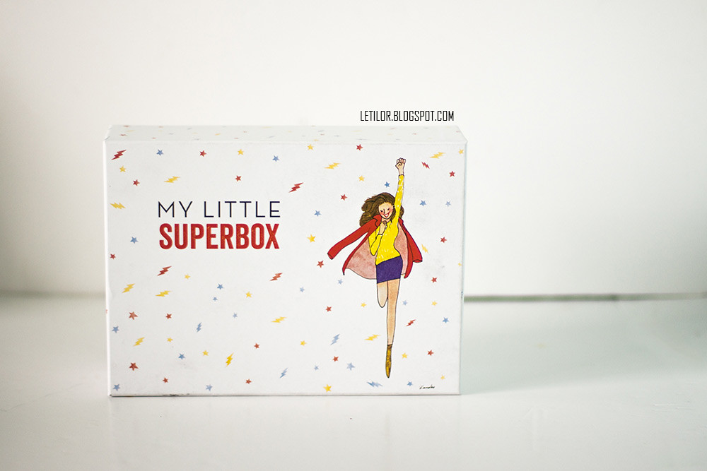 Review My little superbox - mars 2015