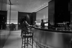 Milan - Armani Caffe bar