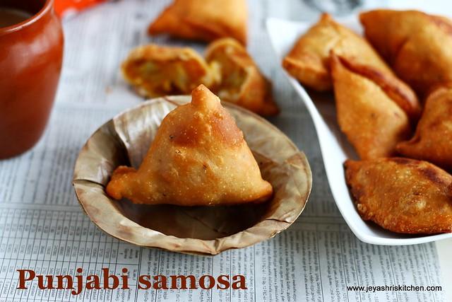Punjabi+ samosa