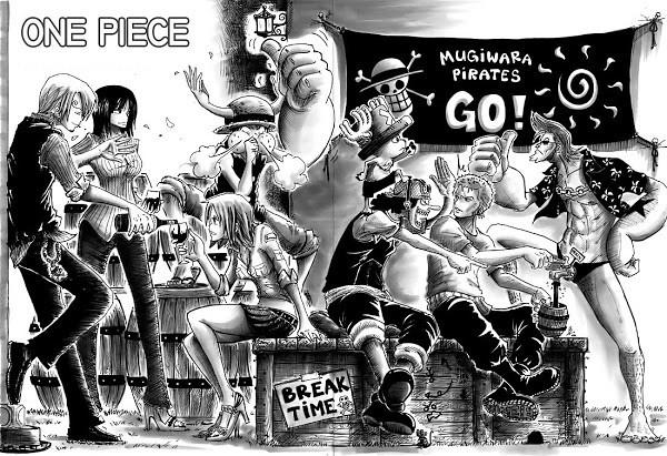 One Piece - Fatos que irão te Surpreender sobre esse Extraordinário Mangá