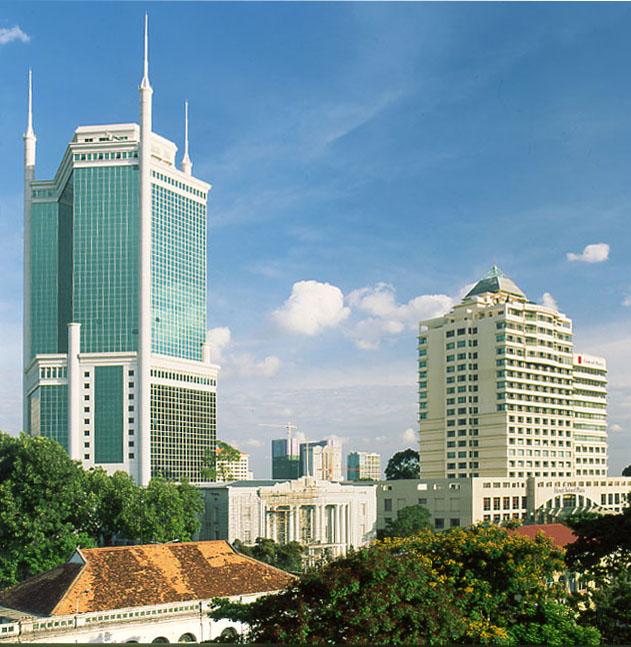 Dự Án Bất Động Sản Cao Ốc Saigon Trade Center