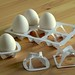 Egg Cradle by Prof. YM