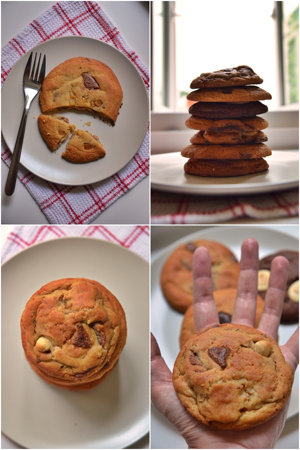 Collage Ben's Cookies Singapore
